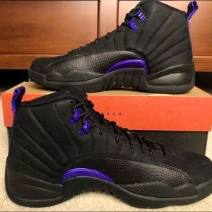 AIR JORDAN 12 RETRO DARK CONCORD